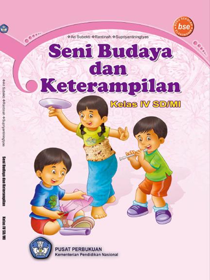 Buku Ktsp Kelas 4 Sd Materi Pelajaran Sd
