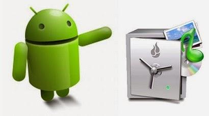 Cara Backup Data Pada Perangkat Android