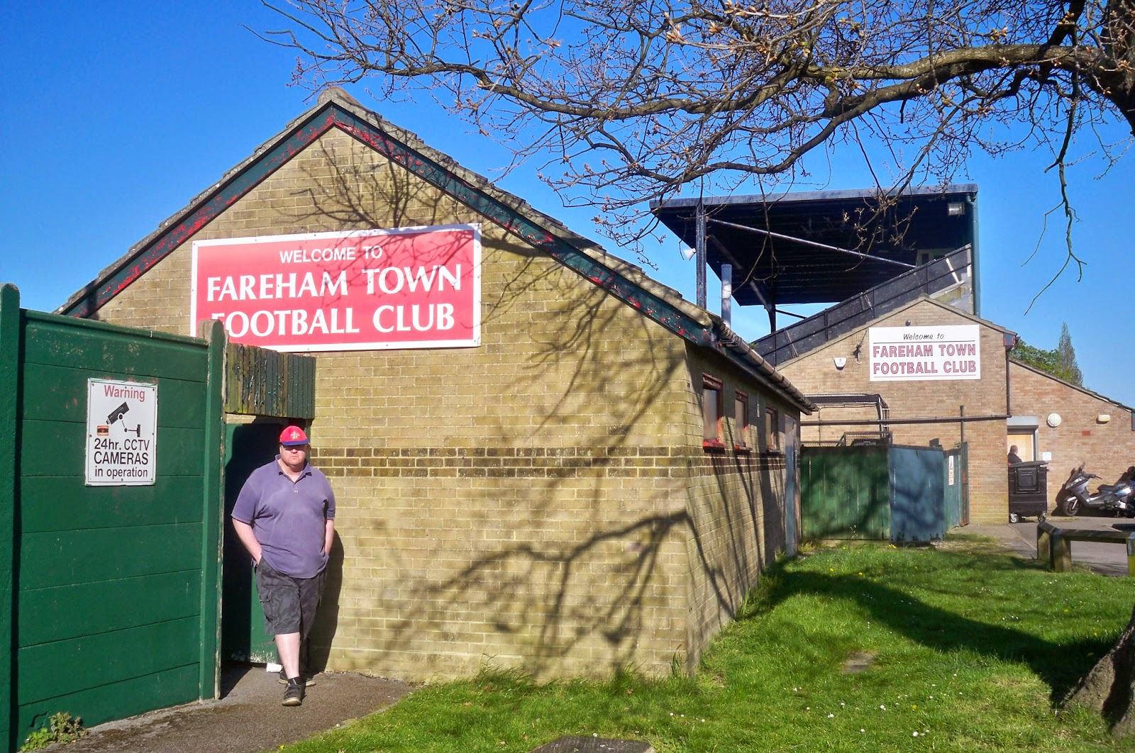 Fareham Celebrates Its First 25 Years With The Falkland Islands
