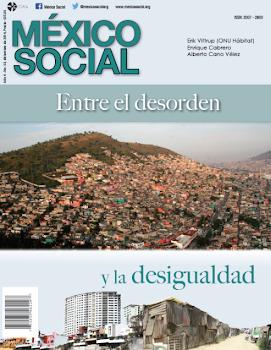 Revista México Social - Año 3, No. 53, diciembre de 2014