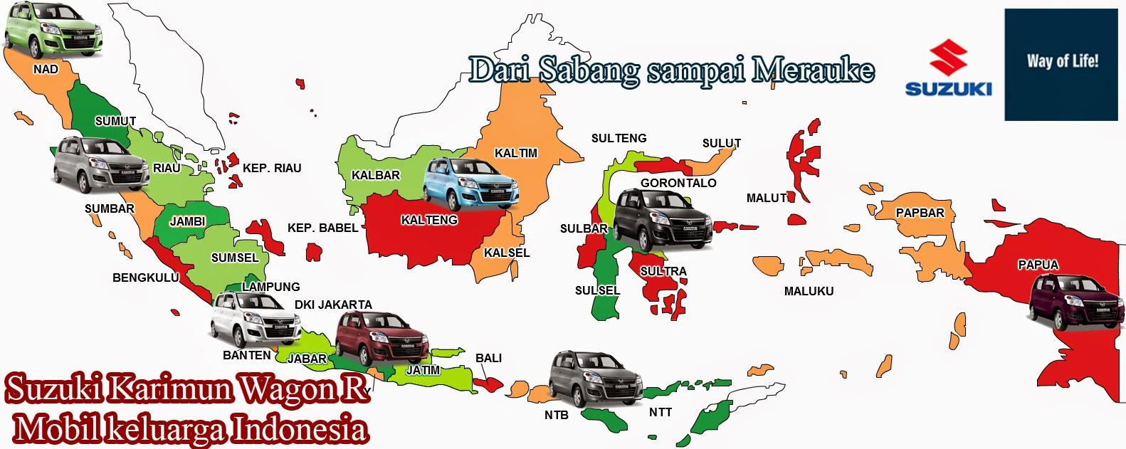 Bersama Suzuki Karimun Wagon R, Mobil Keluarga Indonesia