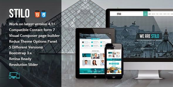 Best One Page Multipurpose WordPress Theme