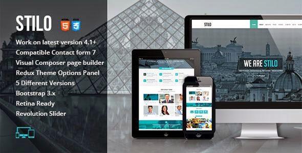 Best One Page Multipurpose WordPress Theme