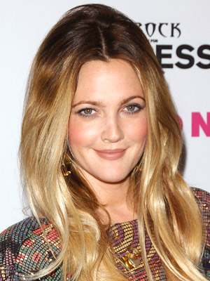 Drew Barrymore Hairstyle 4