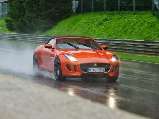 Jaguar Track Days 2013 at Salzburg   Top Auto Car   Car Reviews