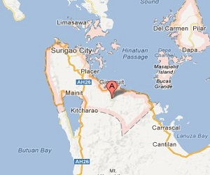 Surigao_Norte_floods_2013_map