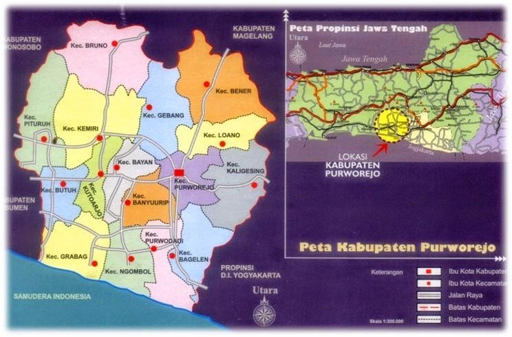 Profile Lengkap Kotaku Kabupaten Purworejo