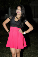 Actress Smithika  Pictures at Adi Lekka Audio Launch 0009.jpg