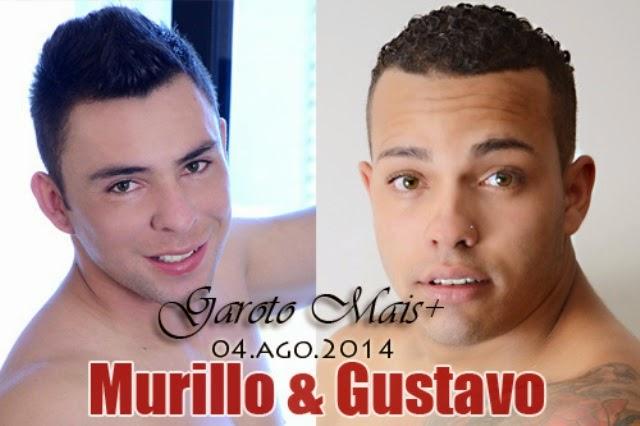 Murillo e Gustavo