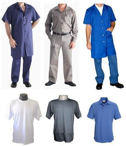 uniformes diversos