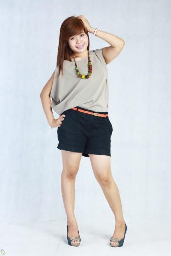 Trend Model 2013 New Women's Clothing Asymmetrical