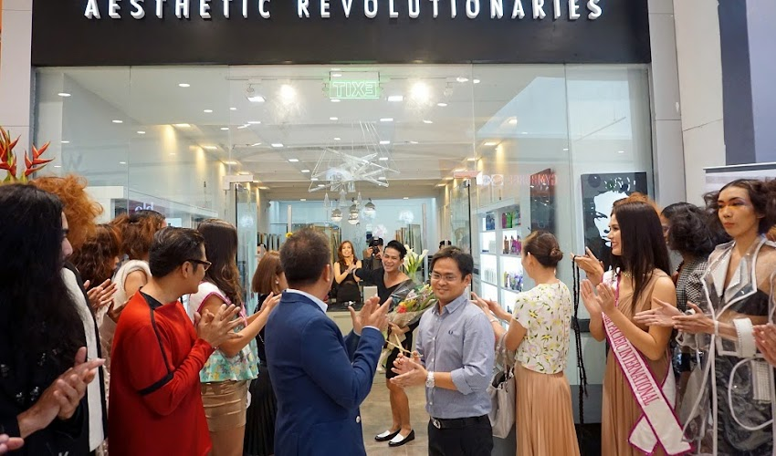[Event] - Haute Heads Salon Grand Opening at SM Megamall Fashion Hall