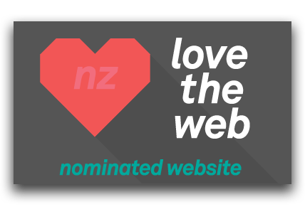 I have been nominated!