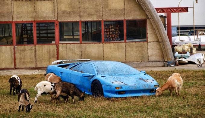 Carros Abandonados #18