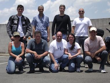 Turminha do Curso dia 18 de Dezembro de 2011.