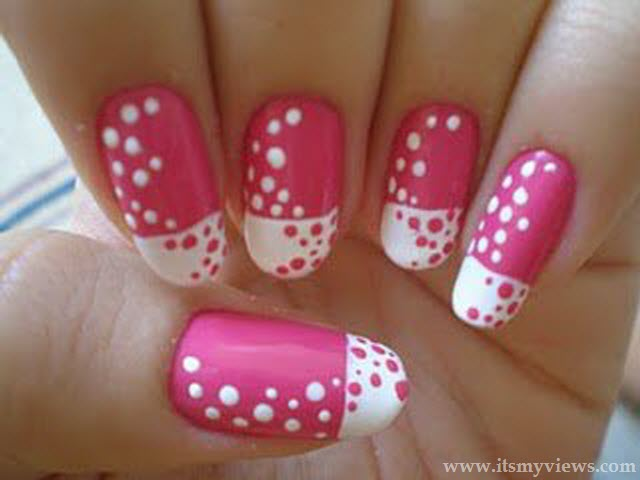 The Astounding Easy cute nail design at home Photograph