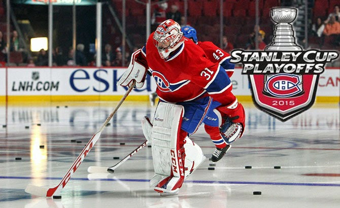 GO HABS GO:  2015 Playoffs