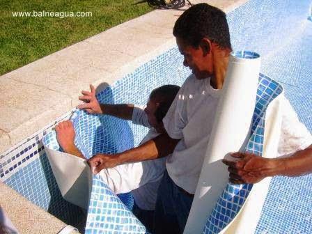 Arquitectura de casas distintos tipos de piscinas for Como construir una pileta de natacion con ladrillos