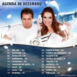 AVIÕES DO FORRÓ EM CASTELO DO PIAUÍ 23-12-2013