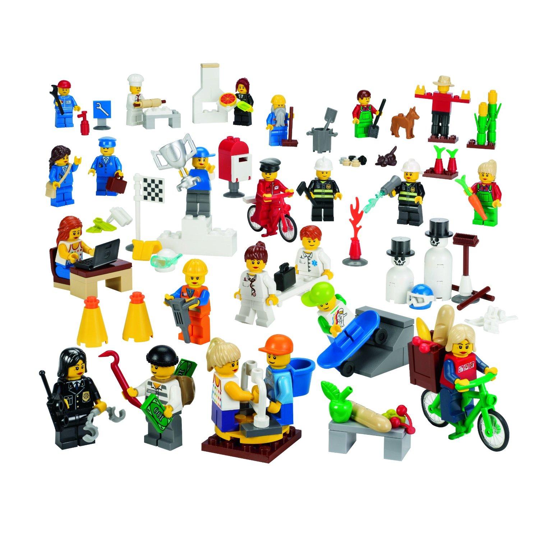 Brick star lego community minifig sale for Adventskalender duplo