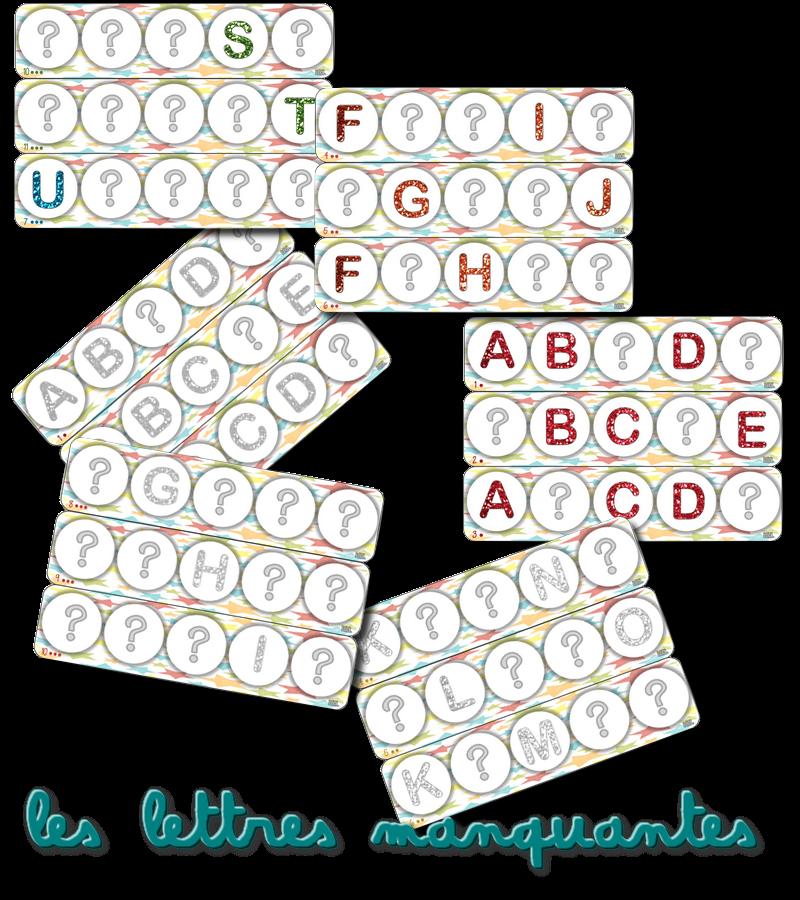 La maternelle de laur ne alphabet compl ter - Pot en 3 lettres ...