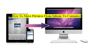 How To Move Pictures From Iphone To Computer