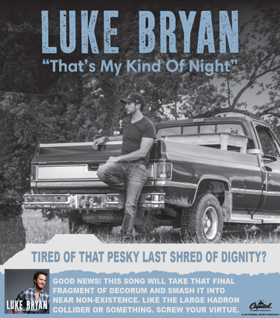 Luke Bryan - That's My Kind Of Night - New Country Songs