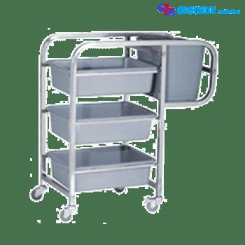 alat dish trolley (clearing trolley)