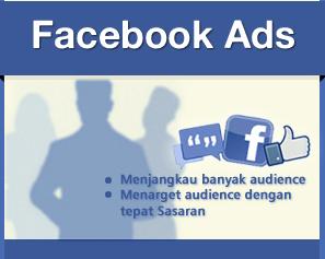 Jasa Pasang Iklan Murah Di Facebook ADS