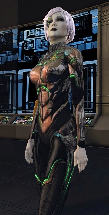 My Borg Engineer
