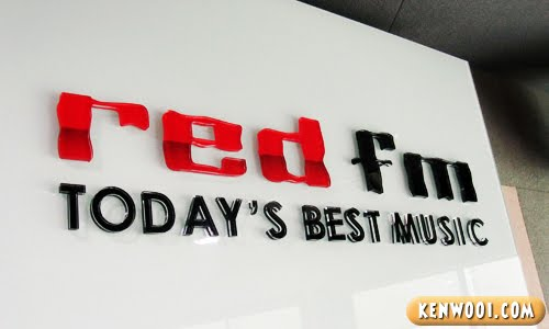 red fm station