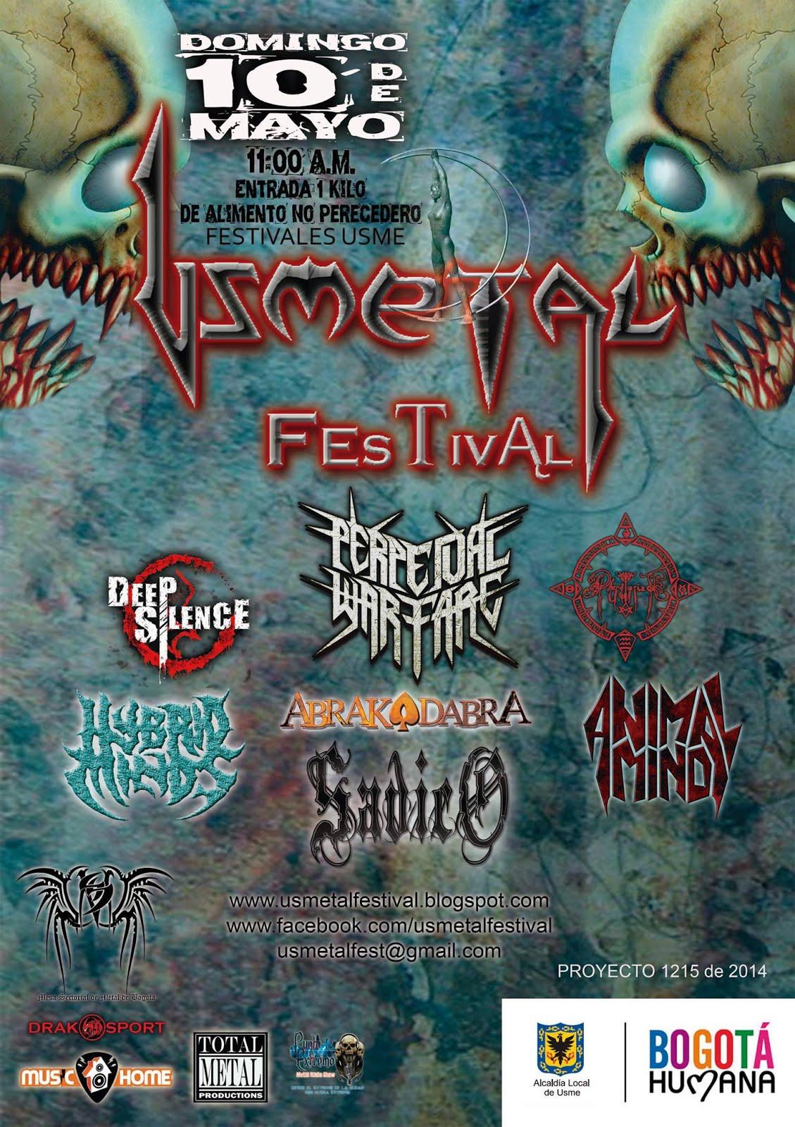 Usmetal Festival 2015