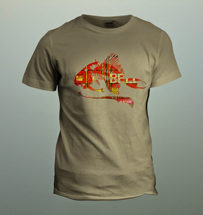C dric gilbert photography and graphic design fish t for Graphic t shirt designs