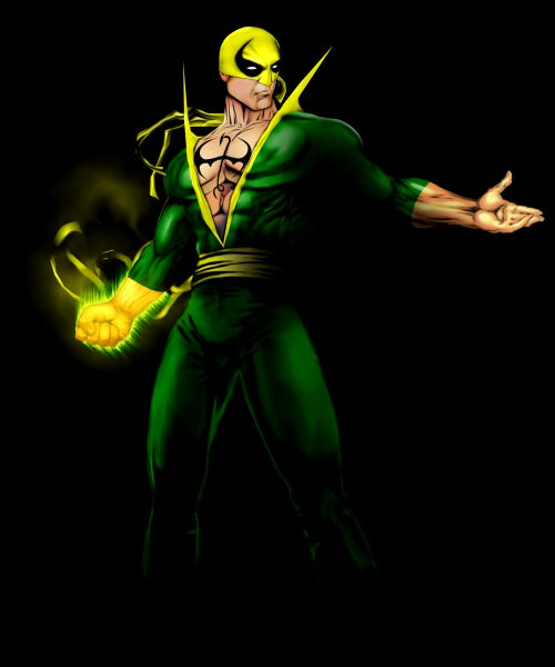 marvels iron fist making his way to netflix in 2016