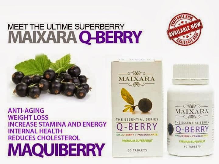 Maixara Q-Berry