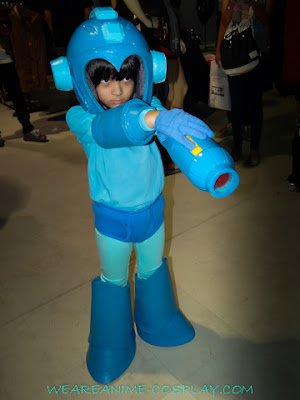 Rockman Megaman Cosplay