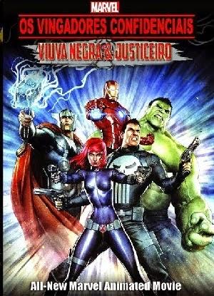 Os Vingadores Confidenciais  Viúva Negra e Justiceiro Online Dublado