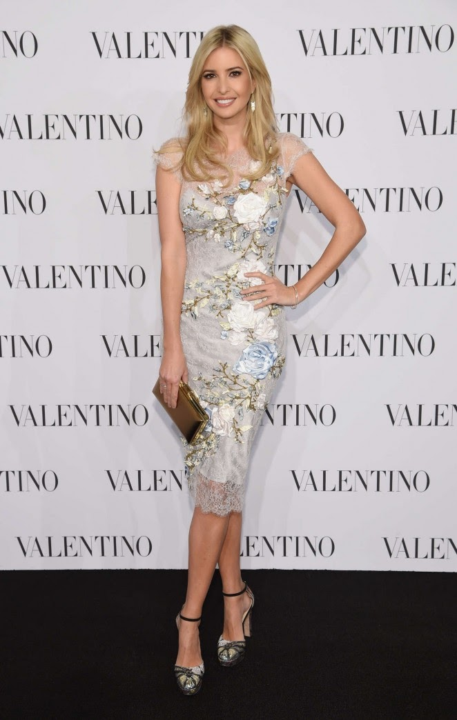 Best Dressed Celebrities at the Valentino Sala Bianca 945 Event in New York City