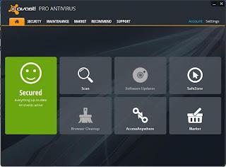 Avast 8.0.1482 Full + Activator Crack