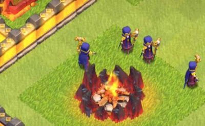 Witch Level 3 Clash of Clans