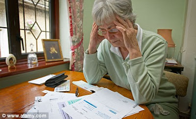 Old Age: Struggling to Manage