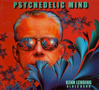 Kenn Lending Blues Band- Psychedelic Mind