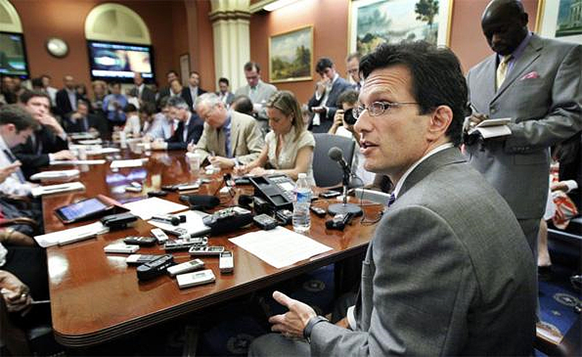 Congressman Eric Cantor Statement on August Jobs Report