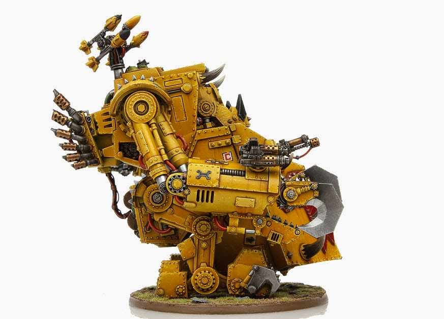 Warhammer 40K Gorkanaut