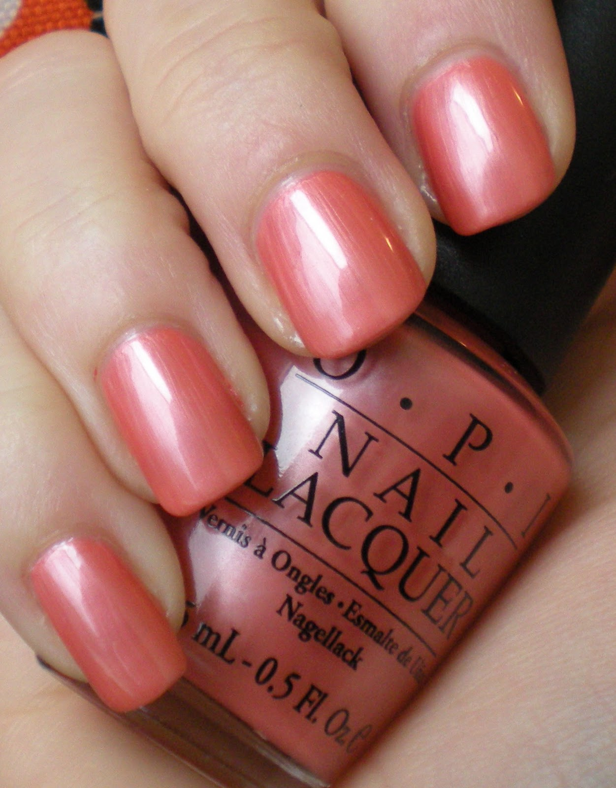 Shades of Neutral Me: OPI Melon of Troy