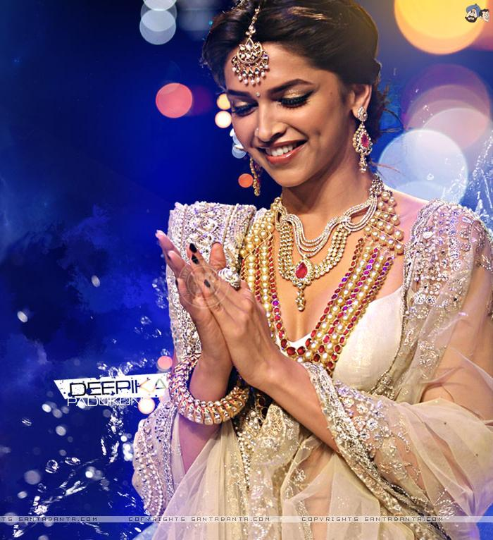 Deepika Padukone Bridal Collection