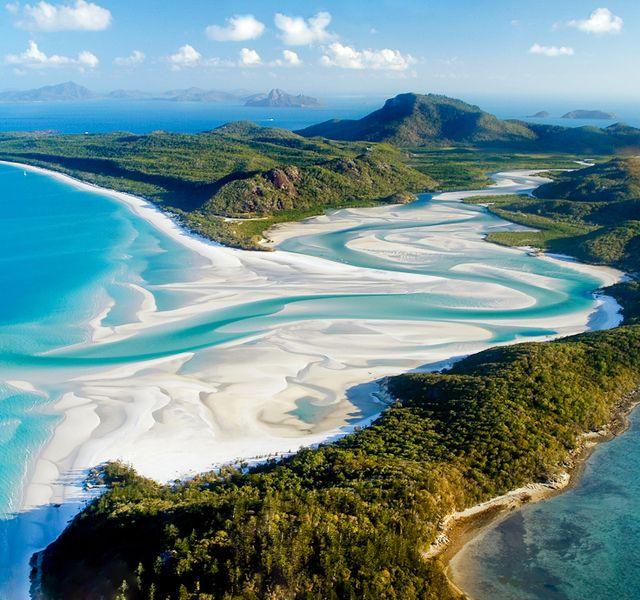 Whitehaven Beach,Australia