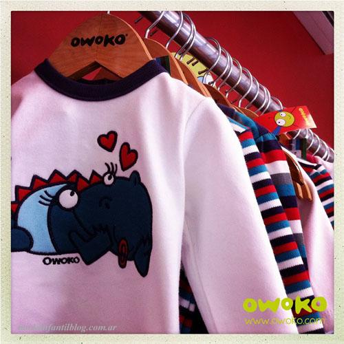 ropa de abrigo niñas otoño invierno 2014 owoko