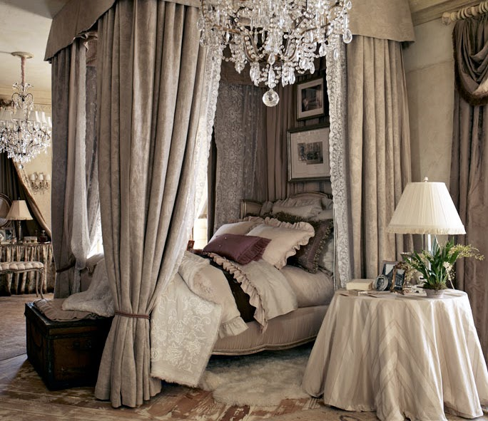 Design Inspirations Nothing Says Romance As A Canopy Bed