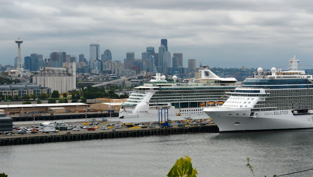 Celebrity Solstice Seattle